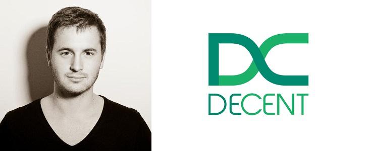 DECENT founder Matej Boda