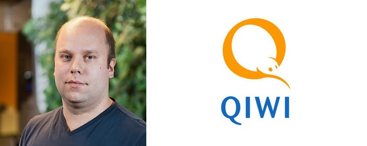 Aleksey Arkhipov, Qiwi's Head of Cryptotech Development
