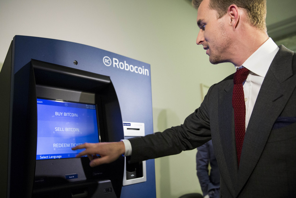 Robocoin CEO Jordan Kelly and Robocoin BTM