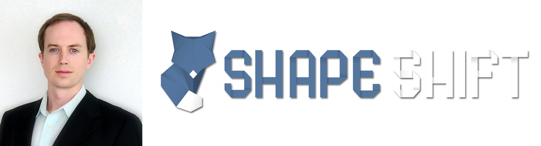 ShapeShift CEO, Eric Voorhees