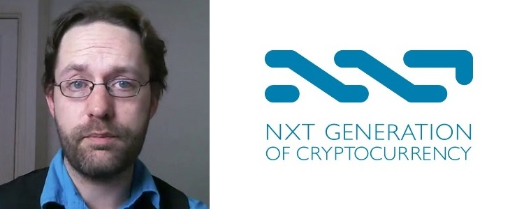 Bas Wisselink, co-founder of NXT Foundation