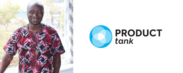 Anari Sengbe, co-founder of ProducTank
