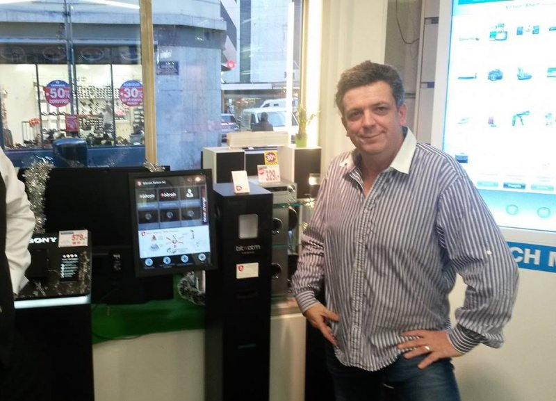 two-way BitXatm in Genève at Magicom