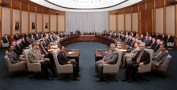 The Executive Board of the International Monetary Fund, Washington, D.C. (April 19, 1999)