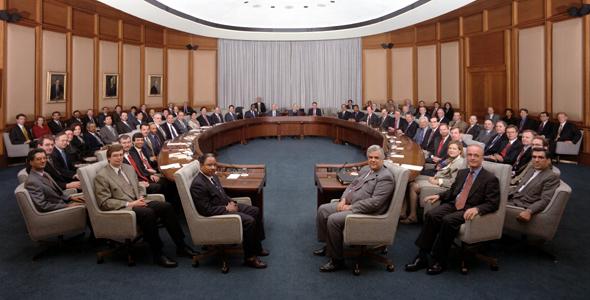 The Executive Board of the International Monetary Fund, Washington, D.C. (April 19, 1999)
