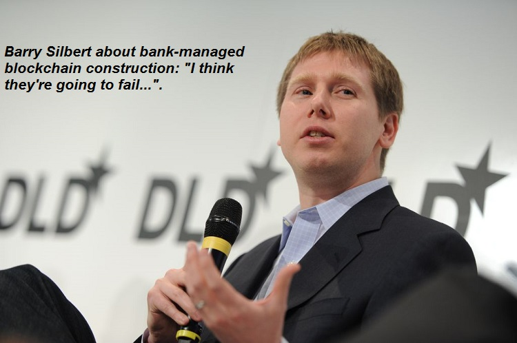 Barry Silbert, CEO of Digital Currency Group