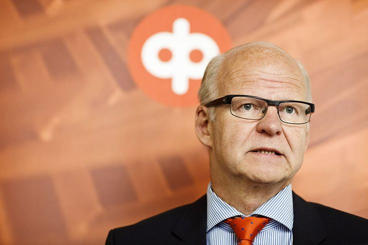 Reijo Karhinen, President and Group Executive Chairman of OP Financial Group