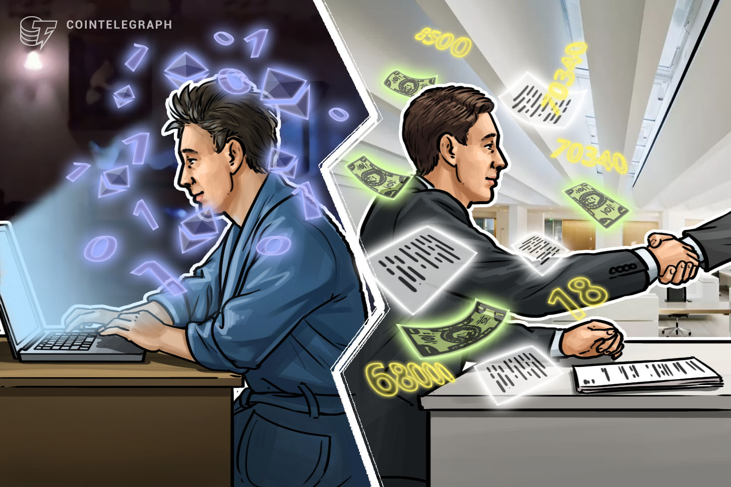 ICO Vs Venture Capital: What Is Better For Your Company? | Cointelegraph