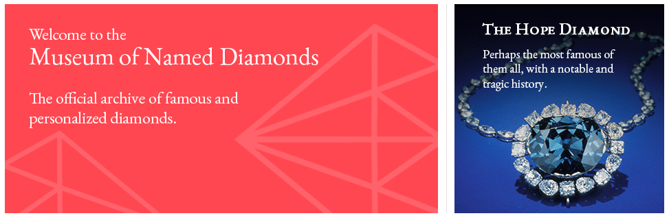 Museum of Named Diamonds