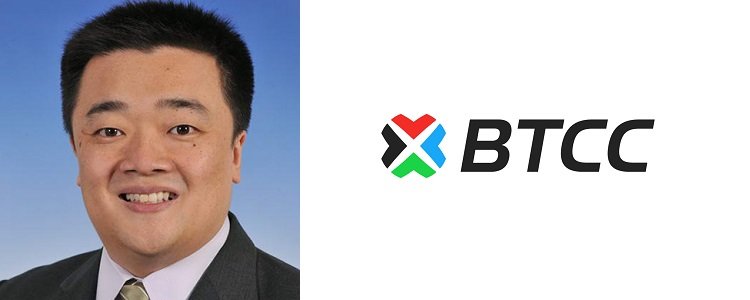 Bobby Lee, CEO of BTCC