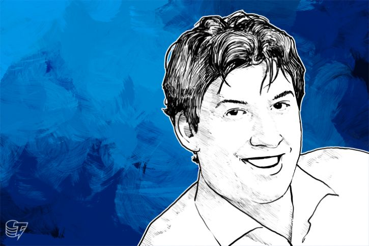 Bitalo's Martin Albert, who runs CoinTelegraph Germany