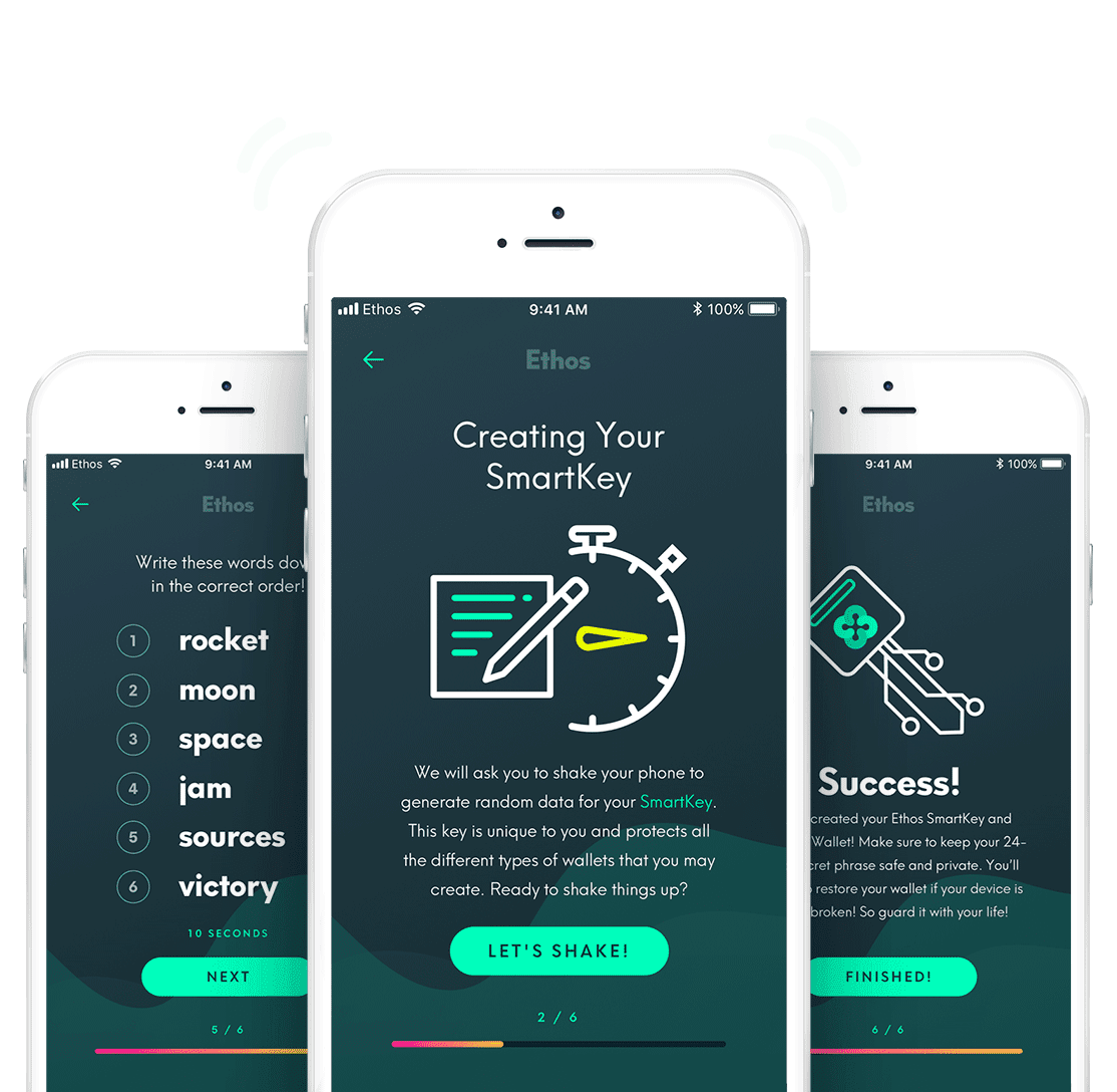 universal crypto currency wallet