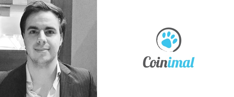 Paul Klanschek, Co-CEO of Coinimal