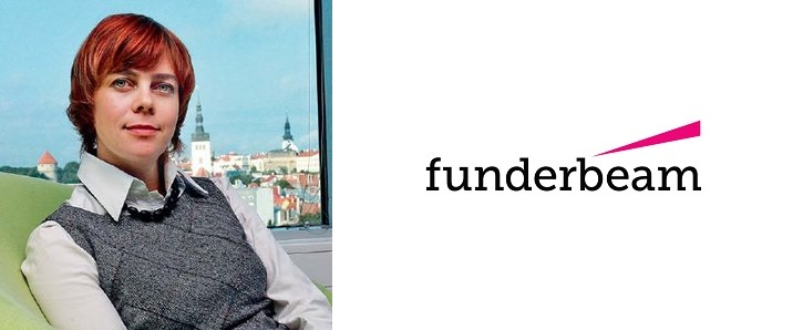 Funderbeam CEO Kaidi Ruusalepp