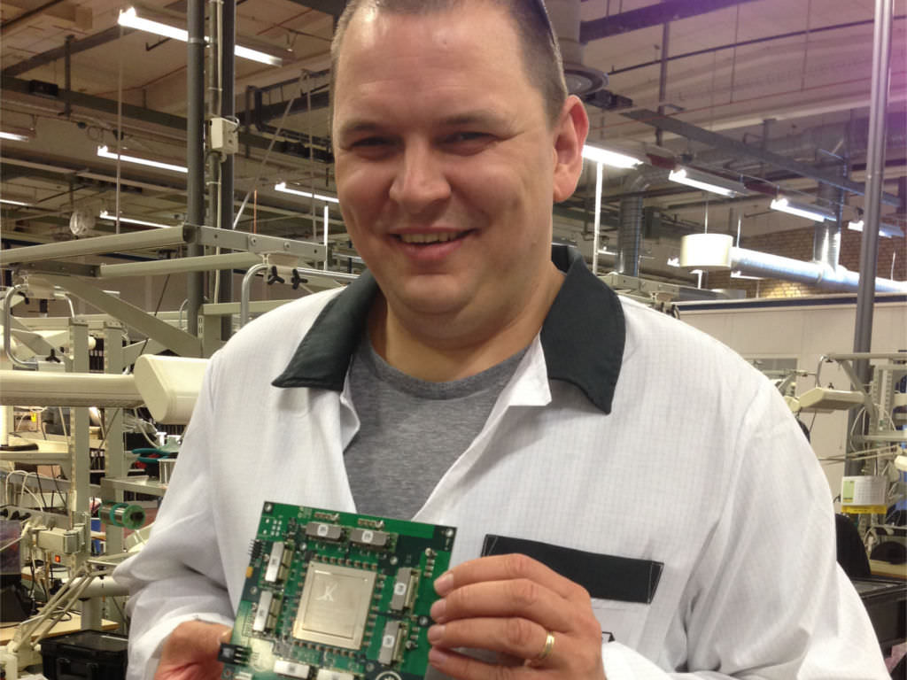 KnCMiner co-founder Sam Cole