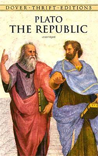 About the future of our world: Republic by Plato (380 BC)