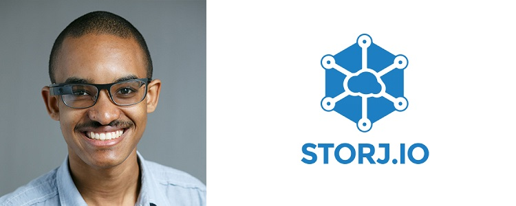 Shawn Wilkinson, Founder and Lead Developer at Storj