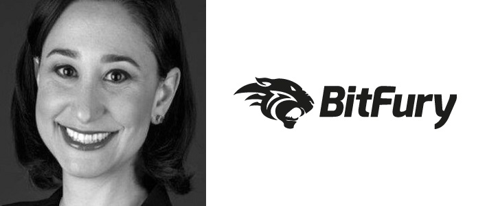 Jamie Elizabeth Smith, Bitfury Global Chief of Communications