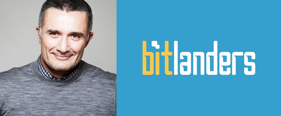 Founder & President of BitCharities and Bitlanders, Francesco Rulli