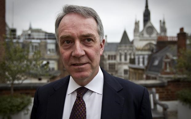 David Anderson, an independent UK lawyer
