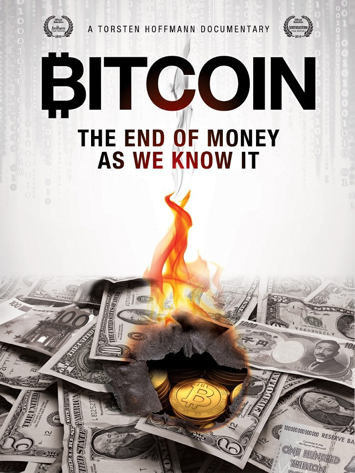 "Torsten Hoffmann's ""Bitcoin: The End Of Money As We Know It"""