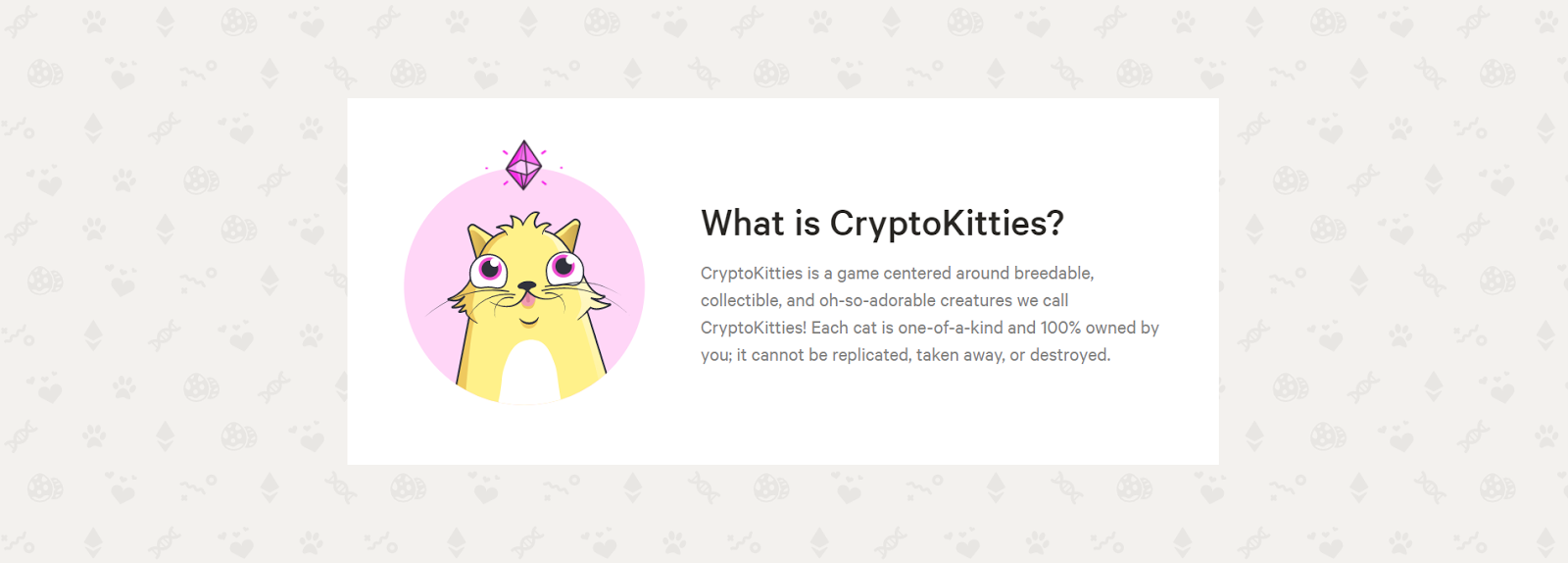 Whatis Crypto Kitties Cointelegraph