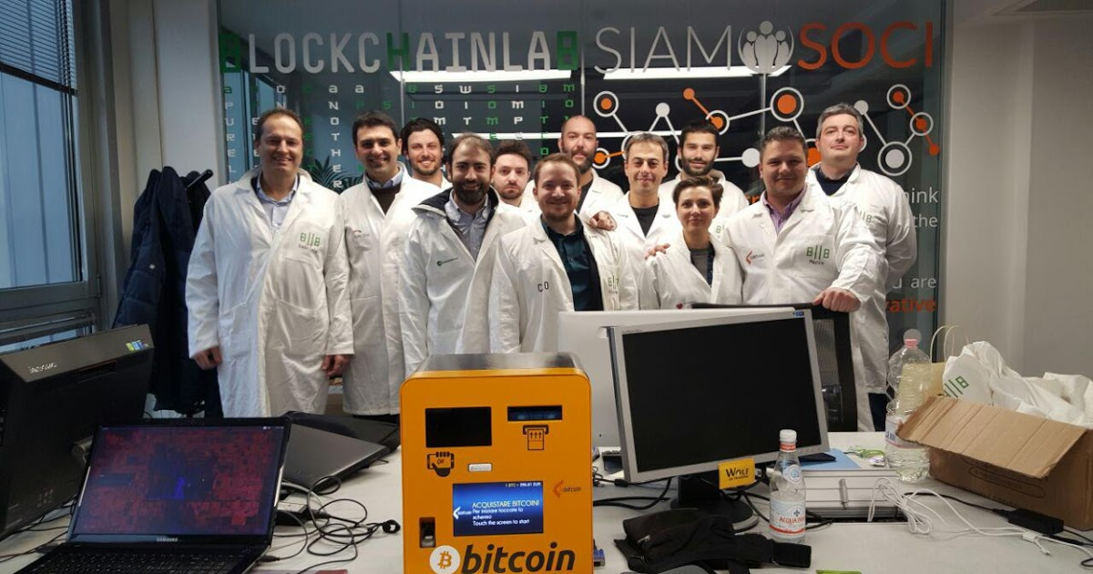BlockchainLAB is a center of cryptocurrency-related activities in Milan