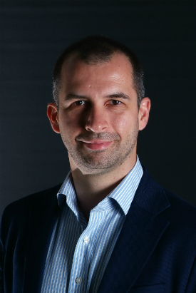 Paymium CEO and co-founder Gonzague Grandval