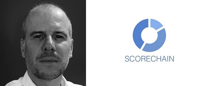 Pierre Gerard, CEO & co-founder at SCORECHAIN