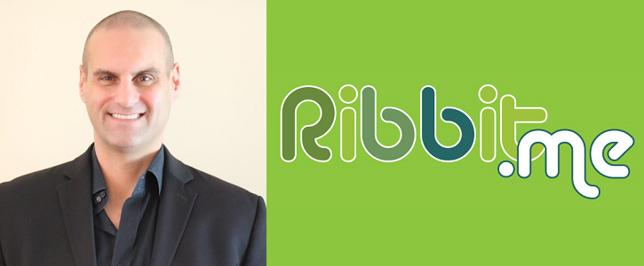 Gregory Simon, CEO and co-founder at Ribbit.me
