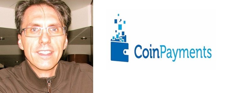 Ward Stirrat, Co-founder of CoinPayments
