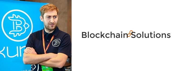 Michael Chobanyan, Vice-President of Blockchain Solutions