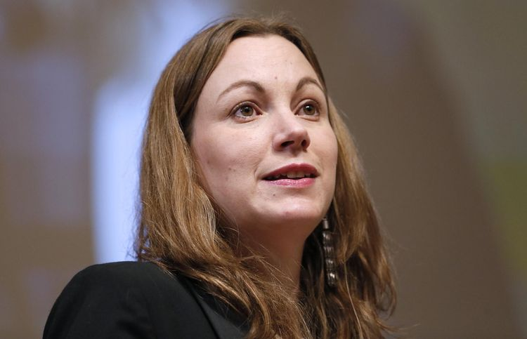 Axelle Lemaire, France's minister of state for digital affairs