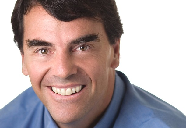 Tim Draper, founder of Draper Associates and Draper Fisher Jurvetson (DFJ)